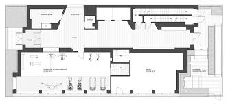 amenities diagram for larger image my micro ny apartment building by narchitects ground floor plan