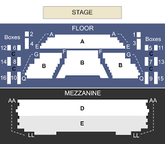 Albert Goodman Theater Chicago Il Seating Chart Stage