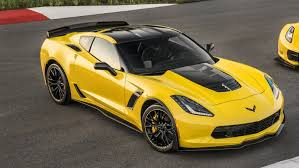 All Chevy chevy c7 : 2016 Chevrolet Corvette Z06 C7.R Edition Review - Top Speed
