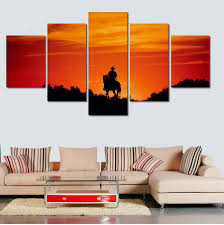 Paintings In Living Room Online Buy Wholesale Horse Paintings For Living Room Wall From