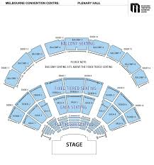Plenary Seating Chart Ticketek Australia Official Tickets For Sport Concerts