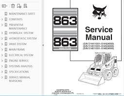 bobcat skid steer wiring diagram wiring library bobcat 863 engine diagram schematics wiring diagrams u2022 rh parntesis co bobcat 863 hydraulic control valve