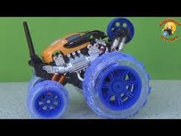 Машина <b>перевертыш</b> обзор игрушки - YouTube