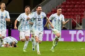 Brazil Argentina Colombia Copa America ...
