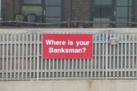 Banksman Wikipedia