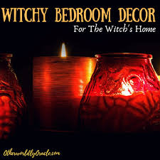 witch s home witchy bedroom decor ideas
