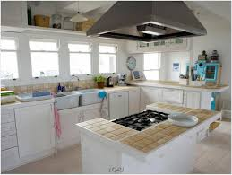 Painting Kitchen Wall Tiles Kitchen Designs Light Blue Kitchen Walls Combined Brown Color