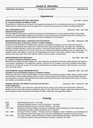Maintenance Resume Examples Inspiration Resume For Maintenance Template The Proper Maintenance Resume