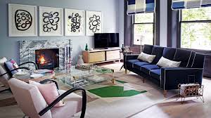 blue living room ideas decorate with