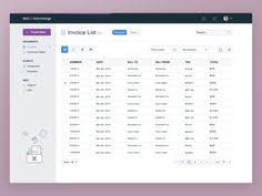 data table design inspiration. Modren Table Today We Want To Show You New View Form DataInterchange Project Inside Data Table Design Inspiration T