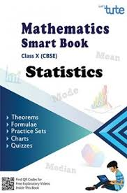Download Cbse Mathematics Smart Book For Class 10 Statistics By Lets Tute Pdf Online