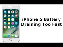 iphone 6 battery problems