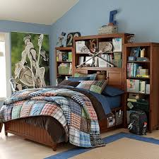bed sets for guys brilliant contemporary teenage guy bedroom with king size beige red navy in 28