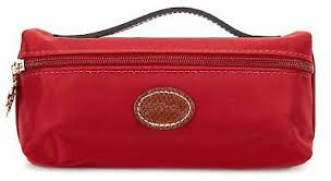 Redcoin Chart Longchamp Red Coin Purse Wallet 38 00 Picclick