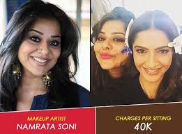with a client list including names like deepika padukone sonakshi sinha and sonam kapoor she is dominating the industry making the bollywood divas look