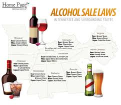Page Home Of Comparing - States To Liquor Those Neighboring Brentwood Tennessee's Laws
