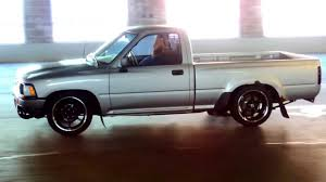 November FFP Featured Car Of The Month - 1JZ Toyota Pickup - YouTube