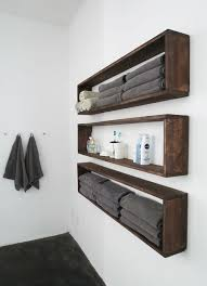 diy bathroom decor diy wall shelves