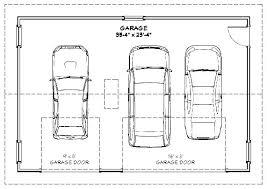 tandem garage 4 car garage size garage dimensions 4 car tandem garage size