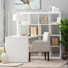 fancy home office. Furniture. Perfect And Fancy Home Office Design Interior Showcasing Compact Open Side Bookshelves With Flowing N