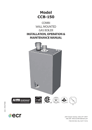 dunkirk dwb series user manual pages