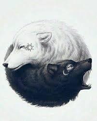 Pin by Ashley Brogan on Fantasy | White wolf tattoo, Wolf tattoo, Small  wolf tattoo