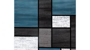 teal and black area rug awesome omarrobles com within 17