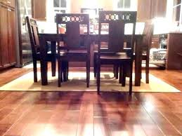 rug under kitchen table dining table rug dining room rug size rules dining room rug size