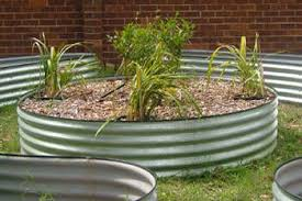 Small Picture circular garden Round Raised Garden Beds garden Pinterest