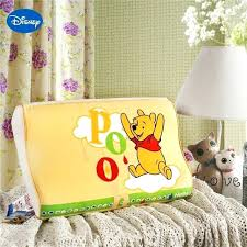 winnie the pooh crib bedding yellow the pooh memory pillow bedroom decor kids girls baby cot