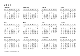 One of them has been updating the printable calendars for 2014 before it actually is 2014. Free Printable Calendars And Planners For 2020 And Past Years