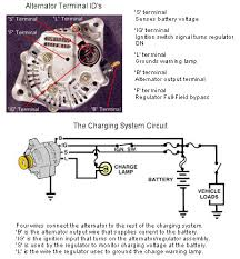 alternator wiring connections alternator image denso 12v alternator wiring diagram wire diagram on alternator wiring connections