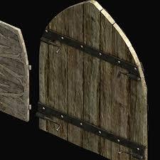 Medieval Doors 3d model medieval doors cgtrader 6171 by xevi.us