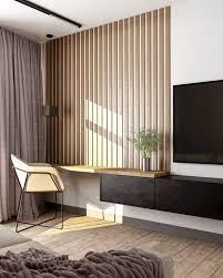 oak wooden wall slats wide size 3d wall
