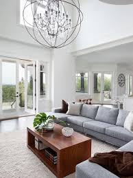 contemporary chandelier in living room 1050 latest decoration ideas pertaining to designs 16