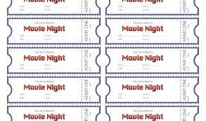 Admit One Ticket Template Free Inspiration Ticket Size Template Gradyjenkinsco