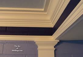 kitchen moldings: how to install diy mdf kitchen moldings