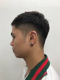 外人さんの刈り上げスタイル 鈴木さんの髪型考察