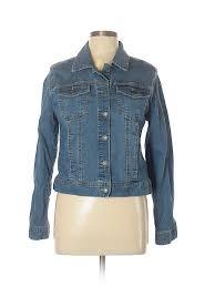 Artisan Ny Size Chart Check It Out Artisan Ny Denim Jacket For 19 99 On Thredup