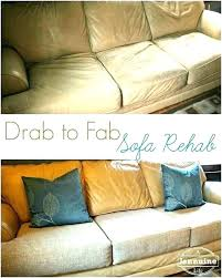 reupholster a couch interior how