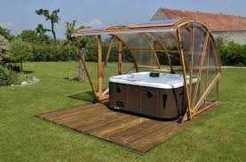 hot tub surrounds hot tub wooden surround plans