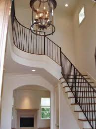 two story foyer chandelier stephanegalland with 2 decor