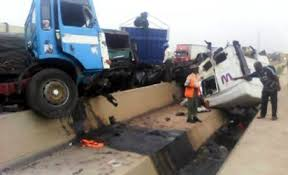 Traffic accident claims 2 lives, injures 10 along Lagos-Ibadan expressway
