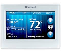 thermostats wifi, smart, digital honeywell Honeywell Lyric T5 Thermostat Wiring Diagram Honeywell Lyric T5 Thermostat Wiring Diagram #61 Wall Mount Honeywell Lyric T5