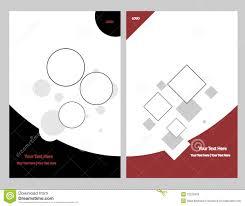 Brochure Graphic Design Background Brochure Graphic Set Stock Vector Illustration Of Concept