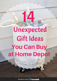14 expensive looking gifts that started in a home depot aisle
