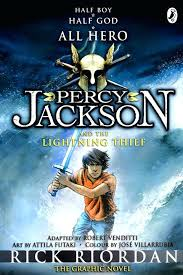 full image for percy jackson lightning thief book review characters the