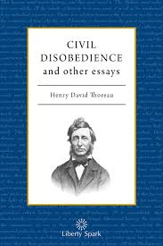 essays first series liberty spark civil disobedience and other essays