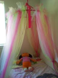Tulle Canopy Diy How To Make A Tulle Bed Canopy The Best Bedroom Inspiration