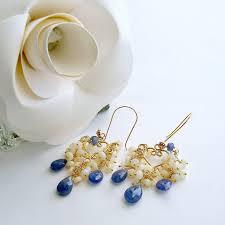 tanzanite opal cer chandelier earrings laudine earrings for at 1stdibs